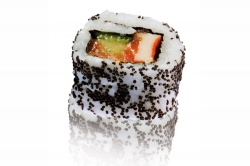 California Rolls Graine De Sesame